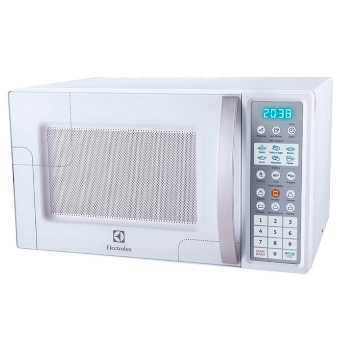 Microondas Electrolux 31Lts. Blanco