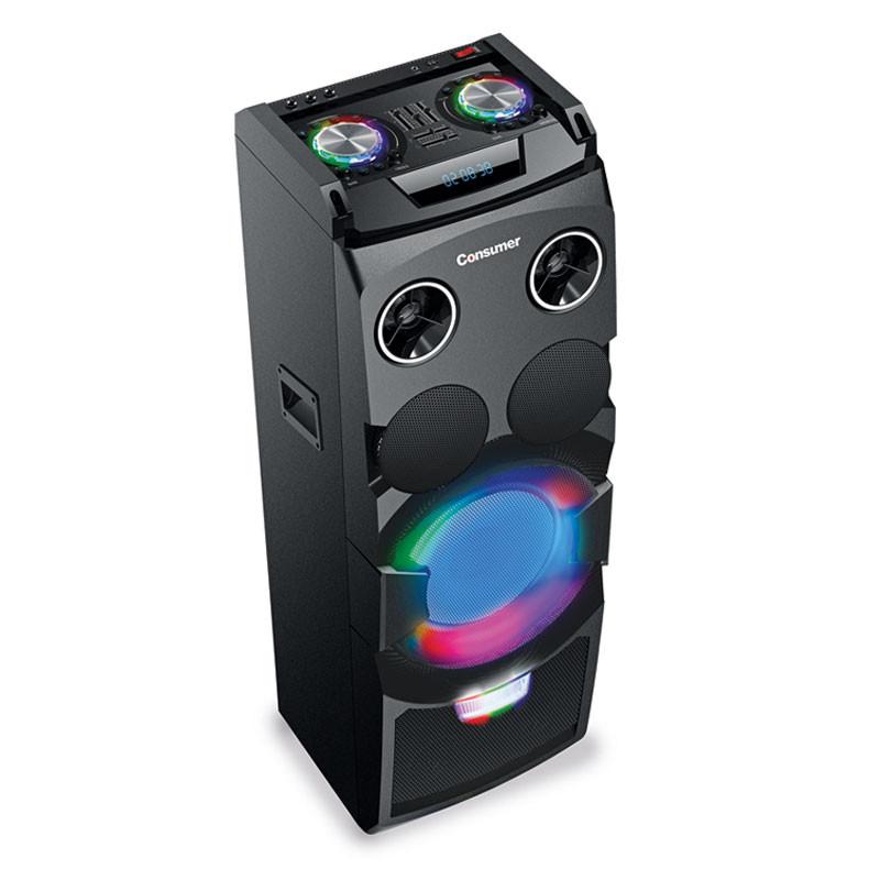 Sistema de Audio Bluetooth CMR-SPK 1000W