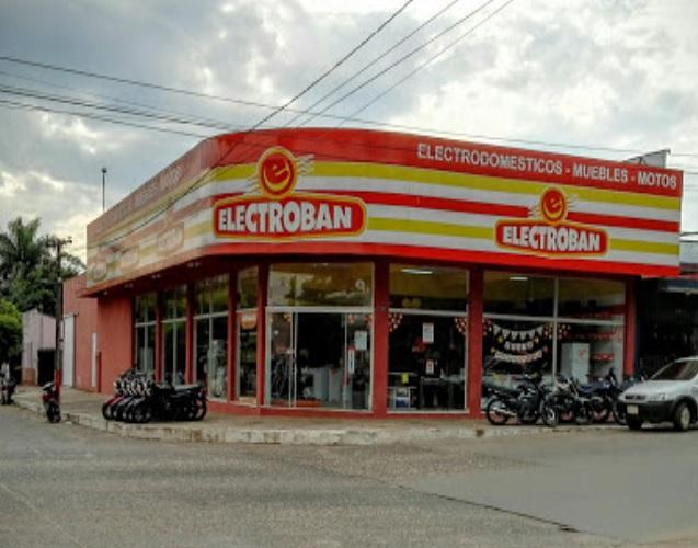 Electroban Caaguazú
