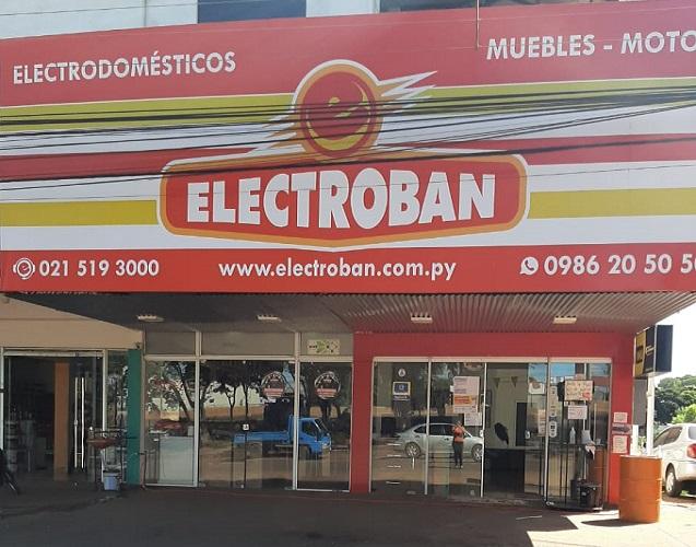 Electroban Campo 9