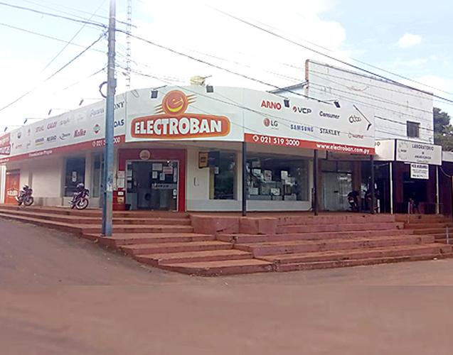 Electroban Capiibary