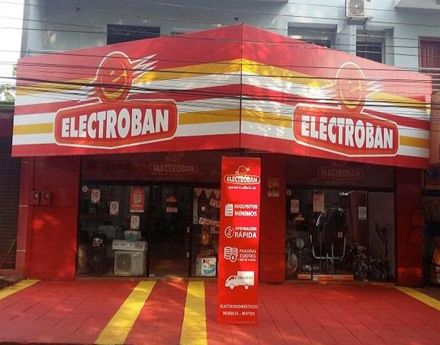 Electroban CDE Km 7