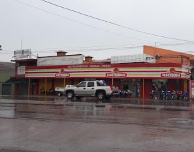Electroban Cnel. Oviedo