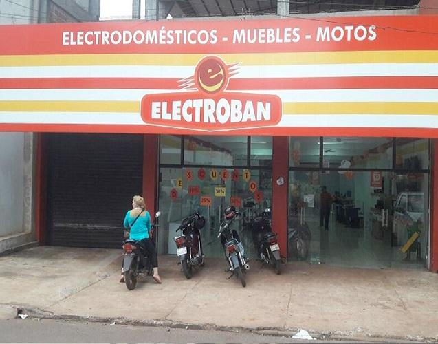 Electroban Hernandarias