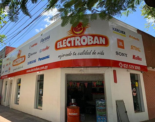 Electroban Itauguá