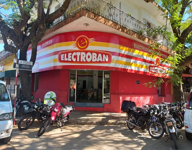 Electroban Paraguarí