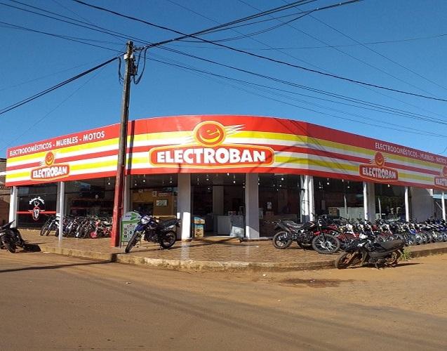 Electroban San Juan Nepomuceno