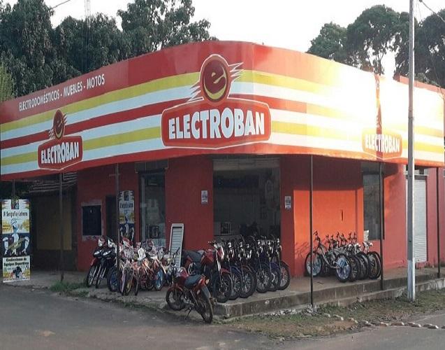 Electroban San Pedro
