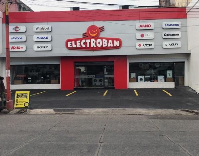 Electroban Asunción