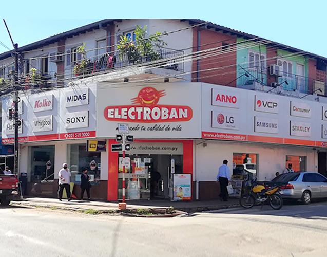 Electroban San Lorenzo